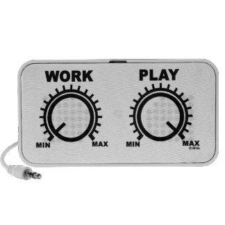 Play hard mini speakers