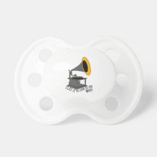 Play It Loud Baby Pacifier