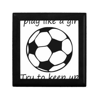 play like a girl3 gift box