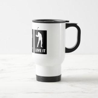 Play Live Love Golf Mug