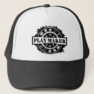 Play Maker Trucker Hat