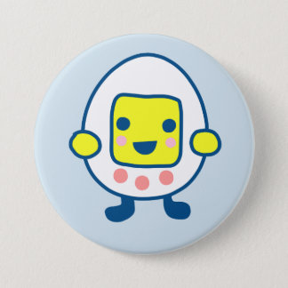 Play Me Tamagotchi! 3 Inch Round Button