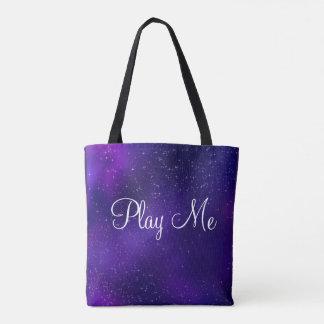 Play Me Tote Bag
