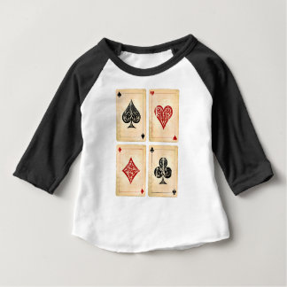 Play More Cards Day - Appreciation Day Baby T-Shirt