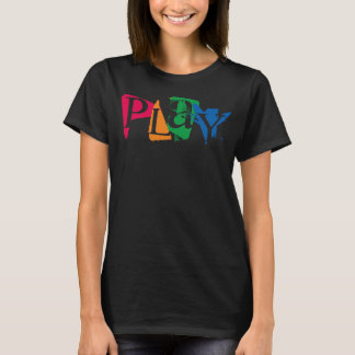 """""""PLaY"""" Occupational Therapy T-Shirt"""