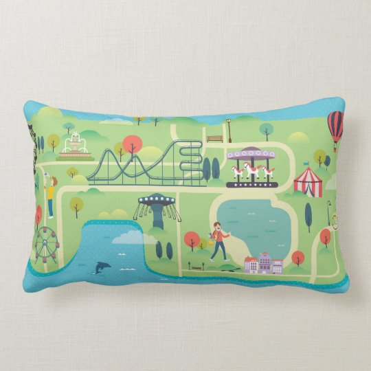 Play park Pillow