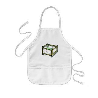 play pen kids apron