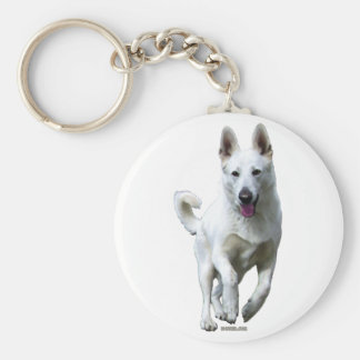 Play Time Basic Round Button Keychain
