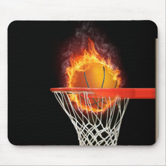 PLAY TO WIN Basketball | Sport Gif Mouse Pad