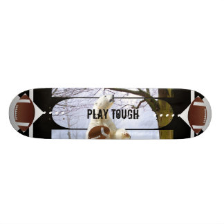 Play Tough Skateboard Deck