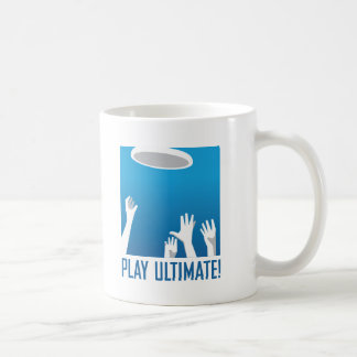 PLAY ULTIMATE! COFFEE MUG