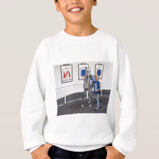 Play Unified by Exchange Rate Sweatshirt