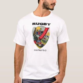 Play Up Australia - Rugby T-Shirt