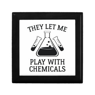 Play With Chemicals Gift Box