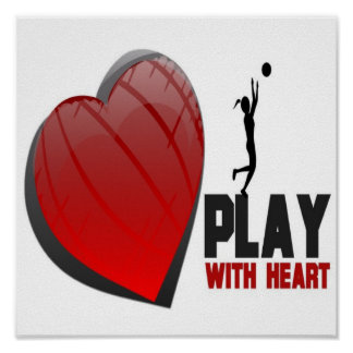 PLAY WITH HEART POSTER