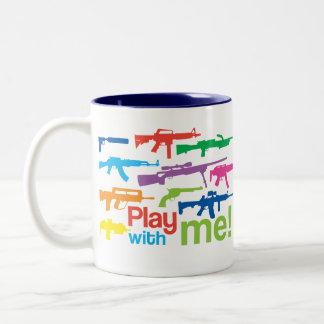 Play with me mug