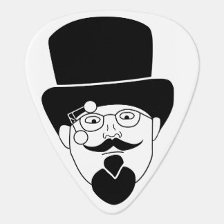 Play with my FACE! Guitar Pick