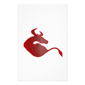 Play with the Bull Stationery
