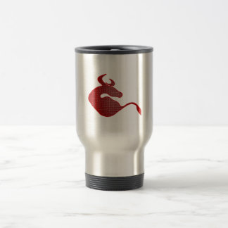 Play with the Bull Travel Mug