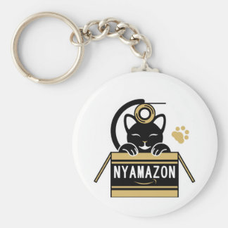 Play with the gummed cloth tape the cardboard basic round button keychain