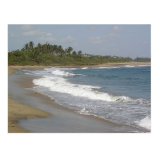 Playa de Hatillo Postcard