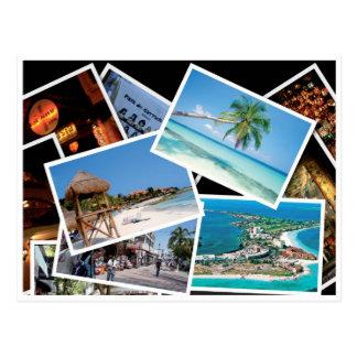 Playa del Carmen - Postal card