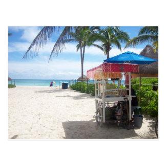 Playa Del Carmen Postcard