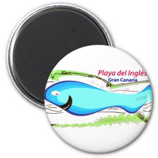 Playa del Ingles Gran Canaria Magnet