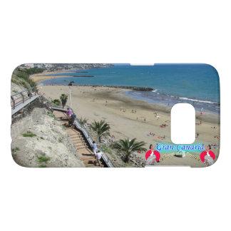 Playa del Ingles Samsung Galaxy S7 Case