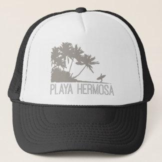 Playa Hermosa Surf Costa Rica Trucker Hat