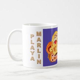 PLAYA MARLIN CANCUN MEXICO - ZAPAKNA COFFEE MUG