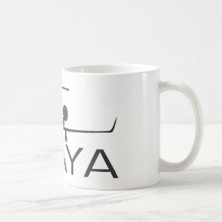 Playa Basic White Mug