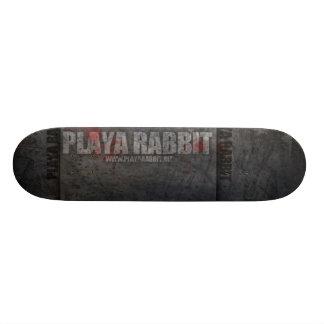 Playa Rabbit Kick & Push Skateboard Decks