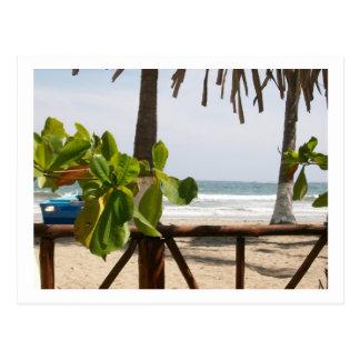 Playa Samara Postcard