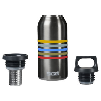Playbow / Custom Insulated (0.3L), Smoked Pearl Insulated Water Bottle