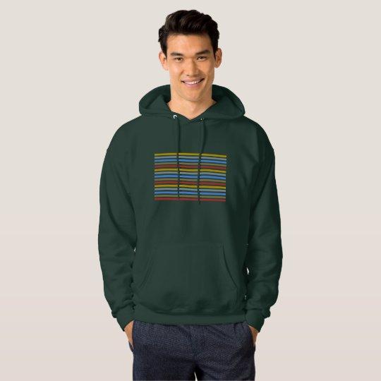 Playbow / Men's Basic Hooded Sweatshirt