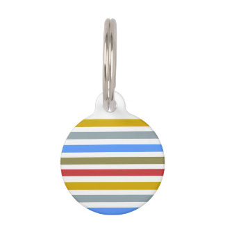 Playbow / Round Small Pet Tag