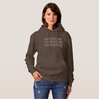 Playbow / Women's Basic Hooded Sweatshirt