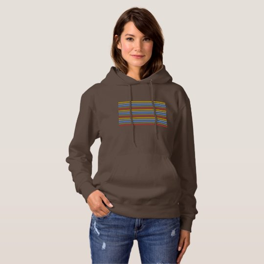 Playbow / Women's Basic Hooded Sweatshirt