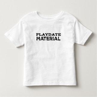 playdate material tee