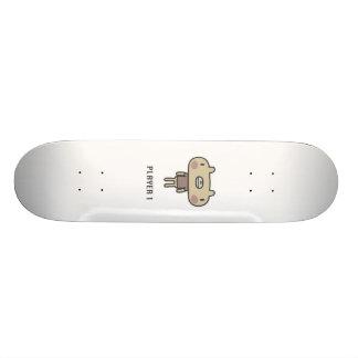 Player 1 skateboard
