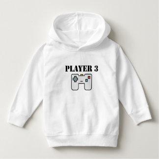Player 3 hoodie