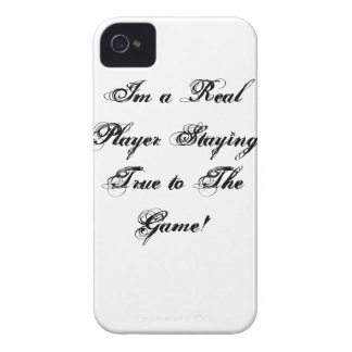 PLAYER iPhone 4 COVER