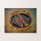 Player Trumpet ID281 Jigsaw Puzzle