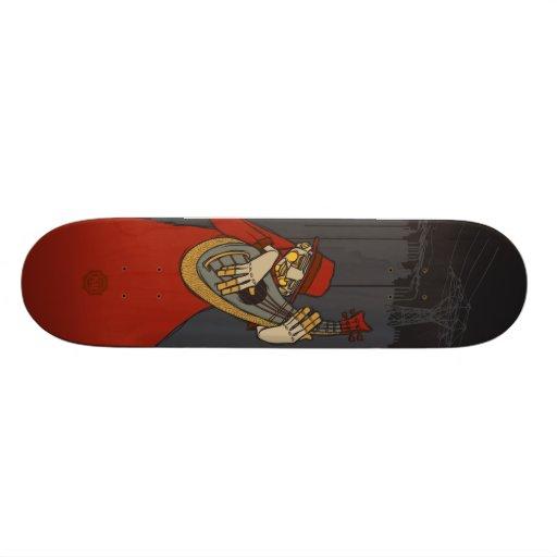 Players 3 custom skate board