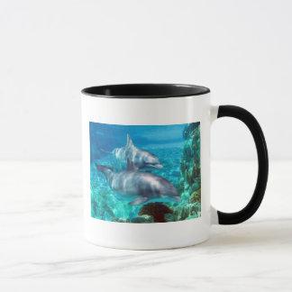 Playful as a Dolphin Mug