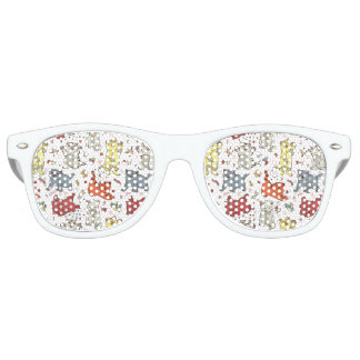 Playful Cats Party Shades