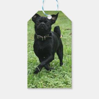 Playful Dog Gift Tags