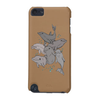 Playful Dolphins iPod Touch (5th Generation) Case