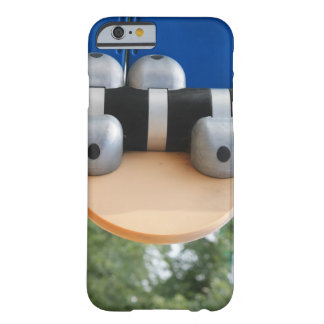 Playful face barely there iPhone 6 case